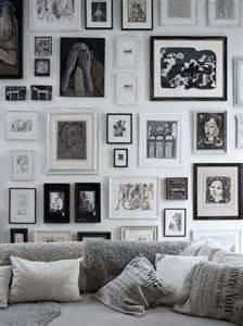 Black And White Home Decor Ideas Sch 246 Ne Ideen F 252 R Bilderw 228 Nde Sweet Home