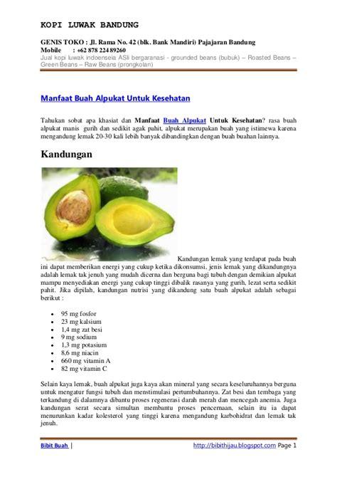 Dan Manfaat Sho Metal khasiat dan manfaat buah alpukat untuk kesehatan tubuh