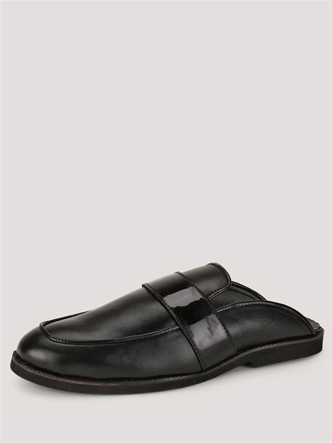 mule loafers buy koovs mule loafers for s black loafers