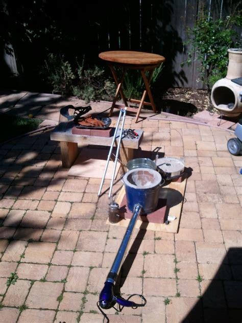 backyard aluminum smelter flowerpot furnace ak eric