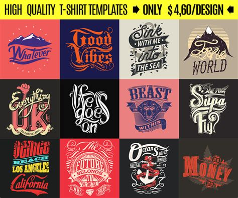 typography shirts deal of the month typography designs sale