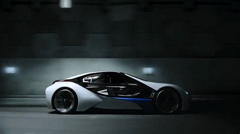 Car Commercials by New Bmw Commercial With New Vision Concept Car