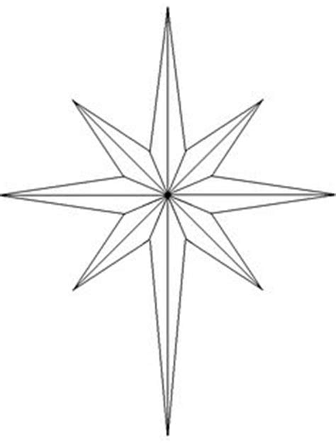 printable north star 1000 images about coloring christmas on pinterest