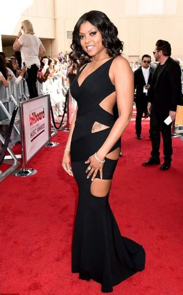 taraji p henson black dress cut out dress gown black dress taraji p henson cut out maxi