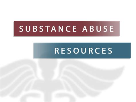 Substance Abuse Detox by Substance Abuse Resources Substance Abuse And Addiction