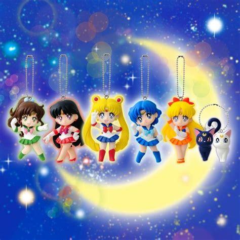 Sailormoon Bandai Gashapon Sailor Venus Orb sailor moon swing series 1 gashapon set of 6 bandai