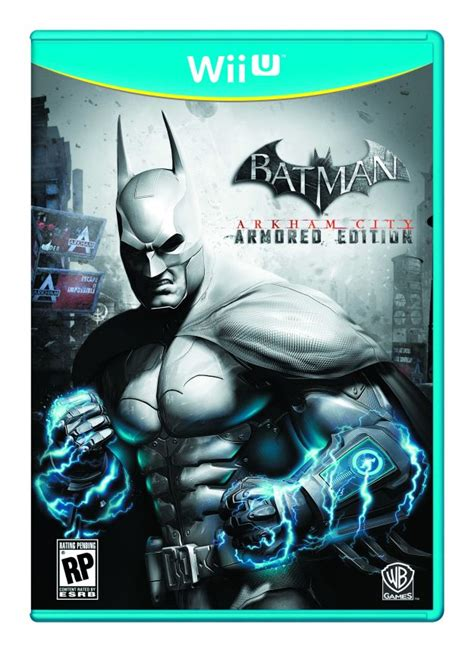 painting for wii here s the batman arkham city wii u box my nintendo news