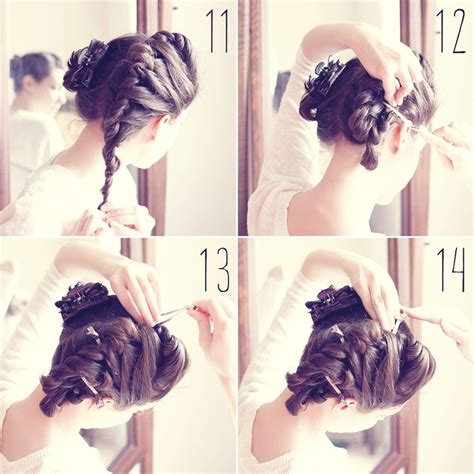 heatless hairstyles diy perfect heatless curls with a french twist go to www