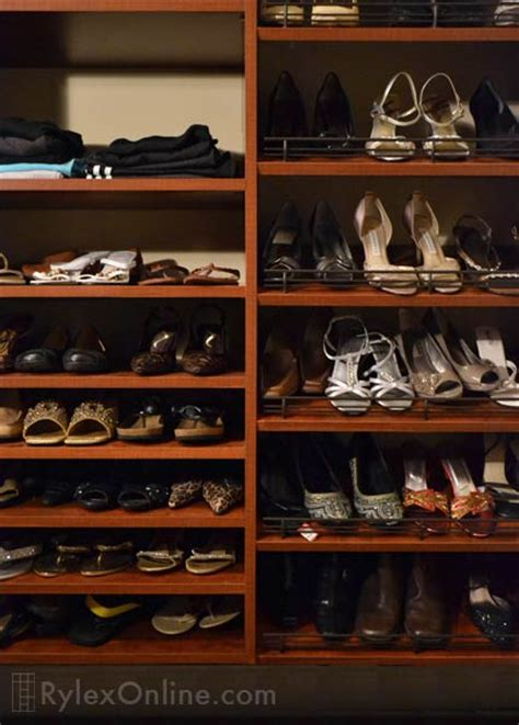 Shoe Shelving For Closets by Shoe Shelves For Closetsconfession