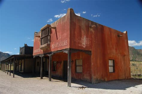 western movie sets in new mexico locations western towns