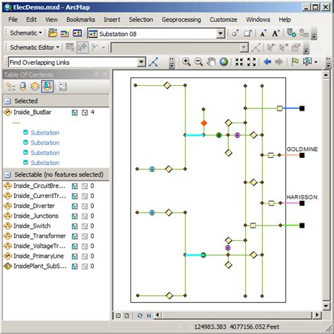 layout toolbar arcgis 10 exercise 3 editing and layout of schematic diagrams help