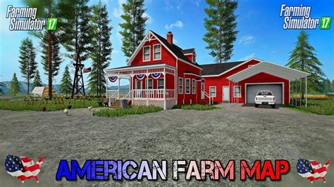 17 best images about america america on i american farm map by mikemodding for fs 17 farming