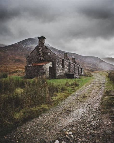 highland cottage 17 best ideas about scottish cottages on