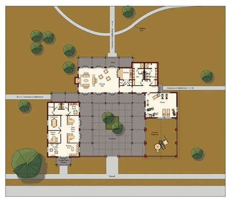 community center floor plan small community center floor plans pictures to pin on