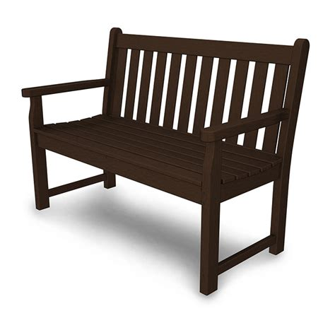 commercial benches outdoor traditional garden bench with back durable solid
