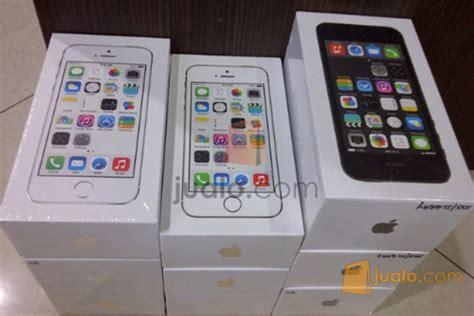 Kardus Iphone 5s dijual hp iphone 5s 16gb sett garansi jualo