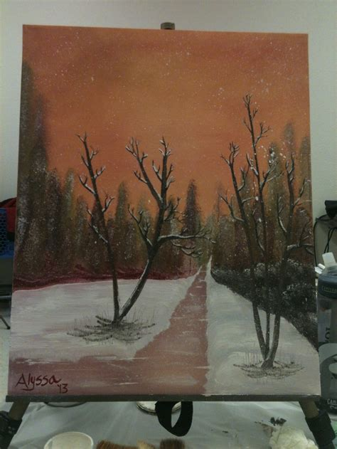 bob ross paintings without trees 17 best images about bob ross on trees paint