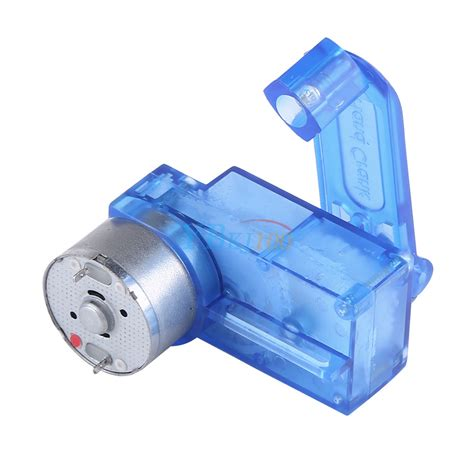 6v crank electricity generator diy mechanical motor