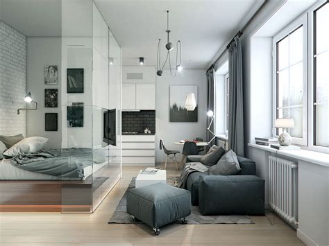 tiny apartment design 3 super small homes with floor area under 400 square feet