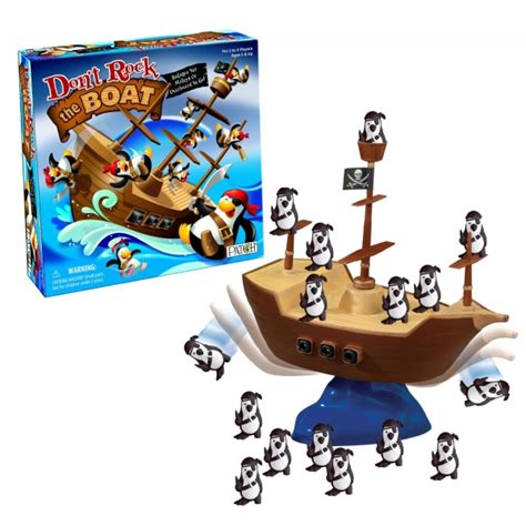 don t rock the boat game ozgameshop - Don T Rock The Boat