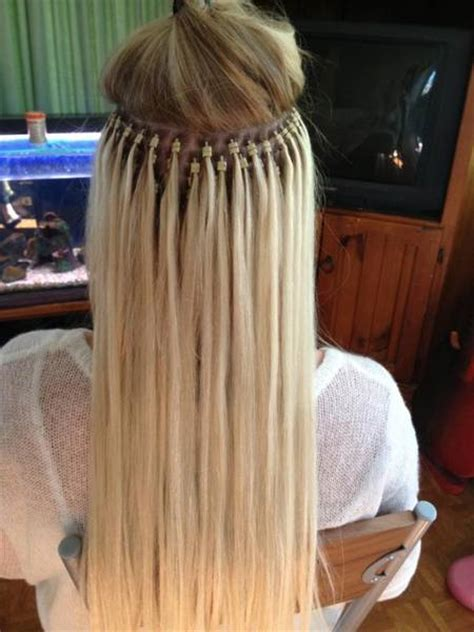 micro bead hair extensions pics of micro bead extensions hairstylegalleries