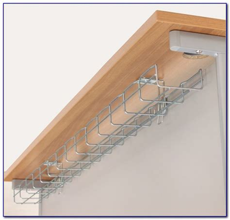 cable holder under desk under desk cable organizer desk home design ideas