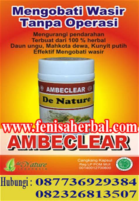 Agen Resmi Obat Ambeien Wasir Uh Tanpa Oprasi Original obat ambeien tradisional herbal alami the knownledge