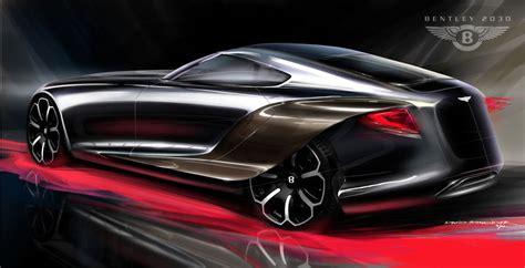 bentley concept car 11 bentley 2030 concept final design sketch 01