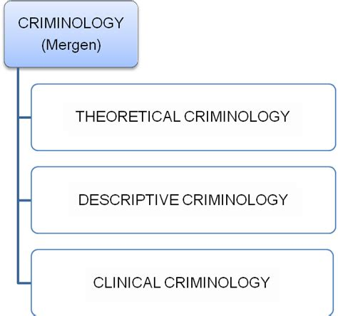 theoretical criminology definition of criminology