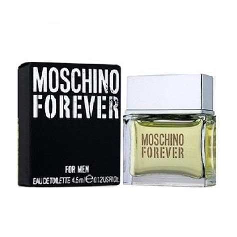 Moschino Forever moschino forever mini cologne by moschino 0 12oz 4 5ml eau de toilette for