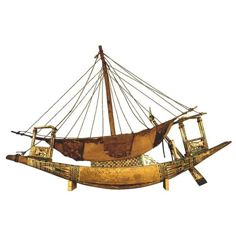 how to make a egyptian boat out of paper 17 best images about ancient african boats on pinterest