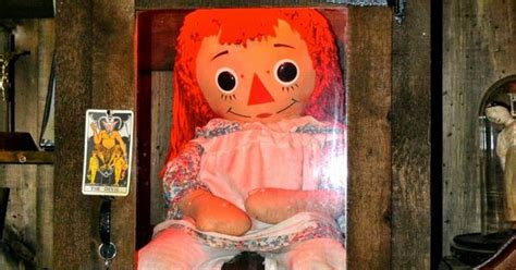 annabelle doll 1970 the real annabelle doll connecticut in 1970 a