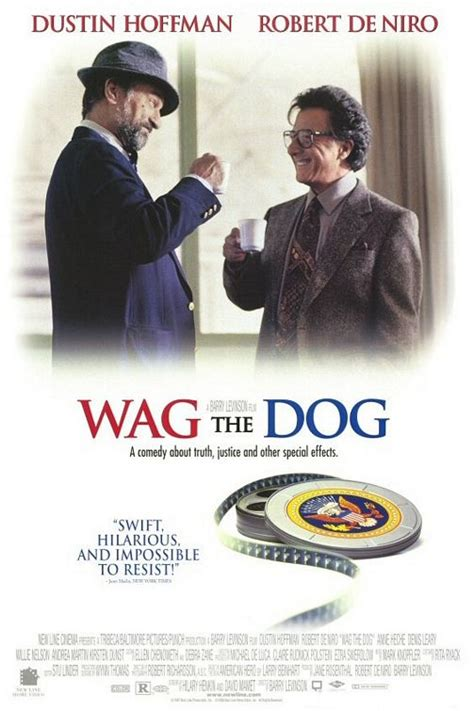 wagging the wag the poster 3 of 7 imp awards