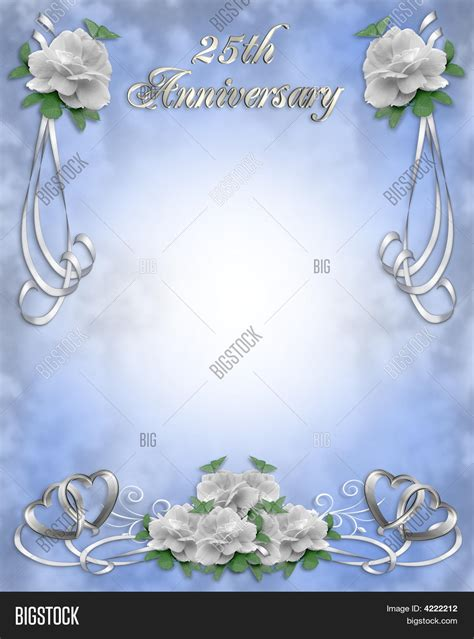 Wedding Anniversary Background by 25th Wedding Anniversary Background Www Pixshark