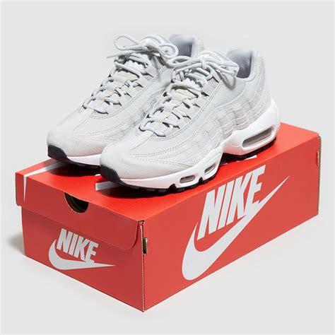 air max 2 light nike air max 95 safari light grey sneaker bar detroit