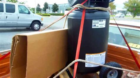 Stand Galon Air kobalt 30 gallon cast iron air compressor deal