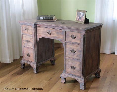 Vintage Desk by The Vintage Desk Makeover The