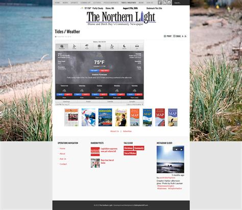The Northern Light Bellingham Wp Bellingham Wa
