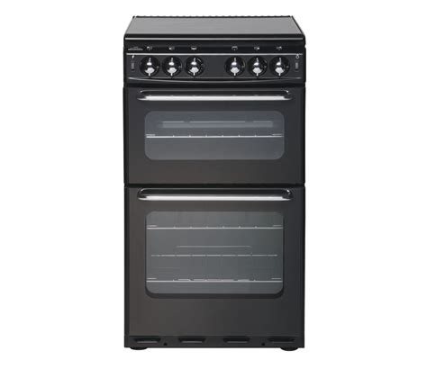 buy new buy new world 500tsidl gas cooker black free delivery