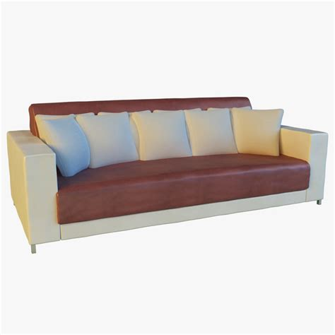 long pillows for couch 3d leather sofa pillows long