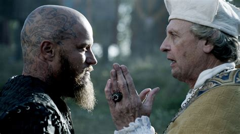 ragnar vikings history watch ragnar clip vikings history watch ragnar is baptized video vikings history