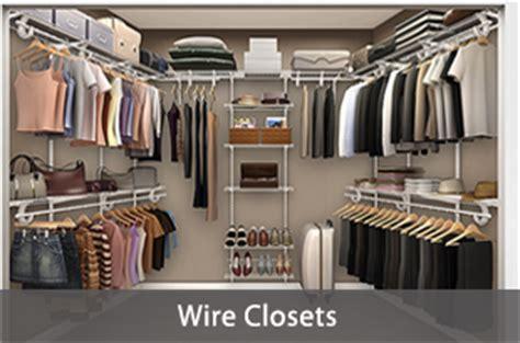 Wire Closet Design Designer Closetsconfession