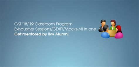 Mba Classroom Career Launcher by Offers Discounts And Deals On Cl Programs