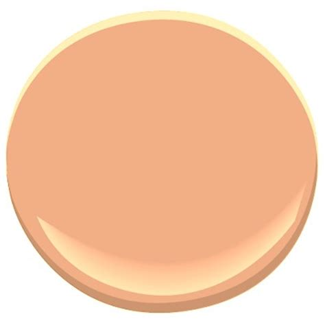 toffee orange 2167 40 paint benjamin toffee orange paint color details