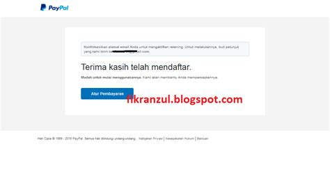 membuat akun paypal indonesia fikezu s blog cara membuat akun paypal indonesia terbaru