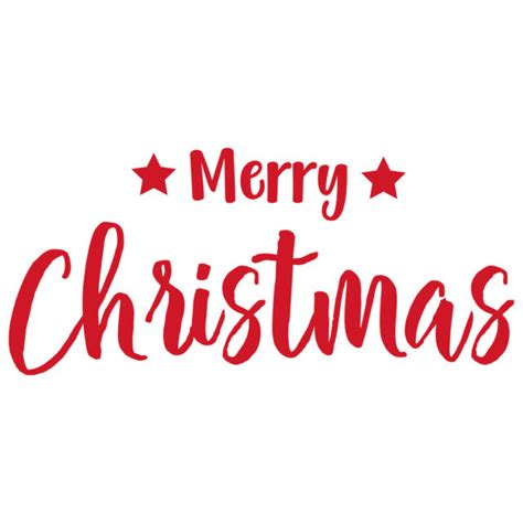 personalized merry christmas script star return address labels ebay