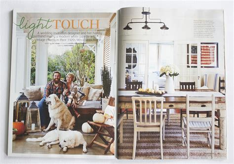 cordelia s cottage cottage style magazine features our erin ben s cottage featured in flea market style lucky