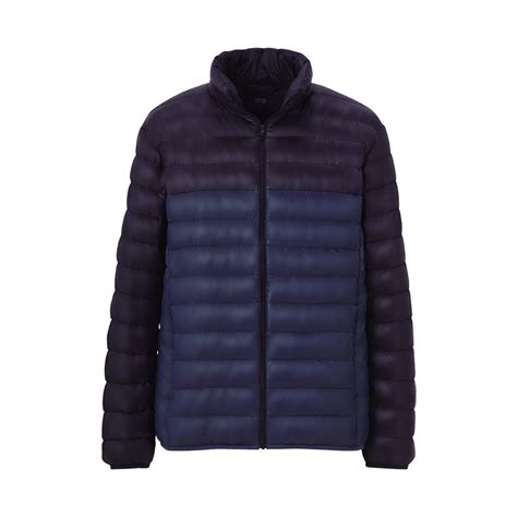 Ultra Light Jacket S by Uniqlo Premium Ultra Light Jacket In Blue For Lyst