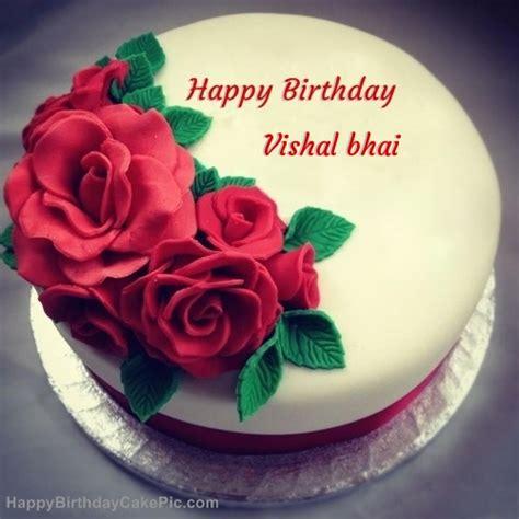 happy birthday vishal mp3 song download roses birthday cake for vishal bhai