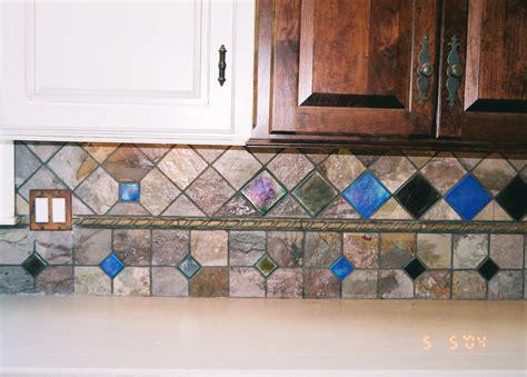 custom tile mosaic backsplash yelp kitchen backsplash slate tiles with glass tile inserts yelp